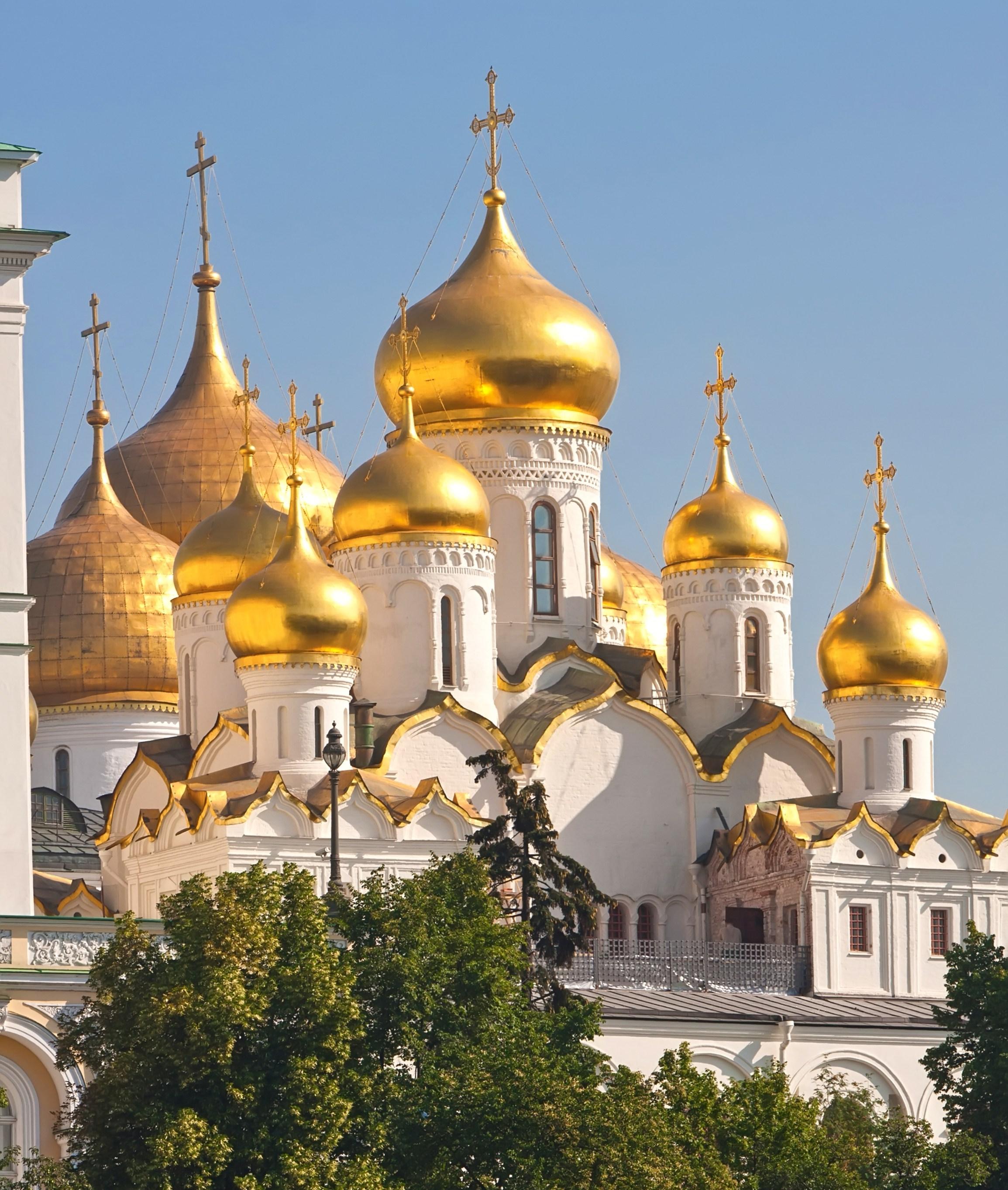 Dreamstime © - Moscou - Kremlin - Cathédrale (3)