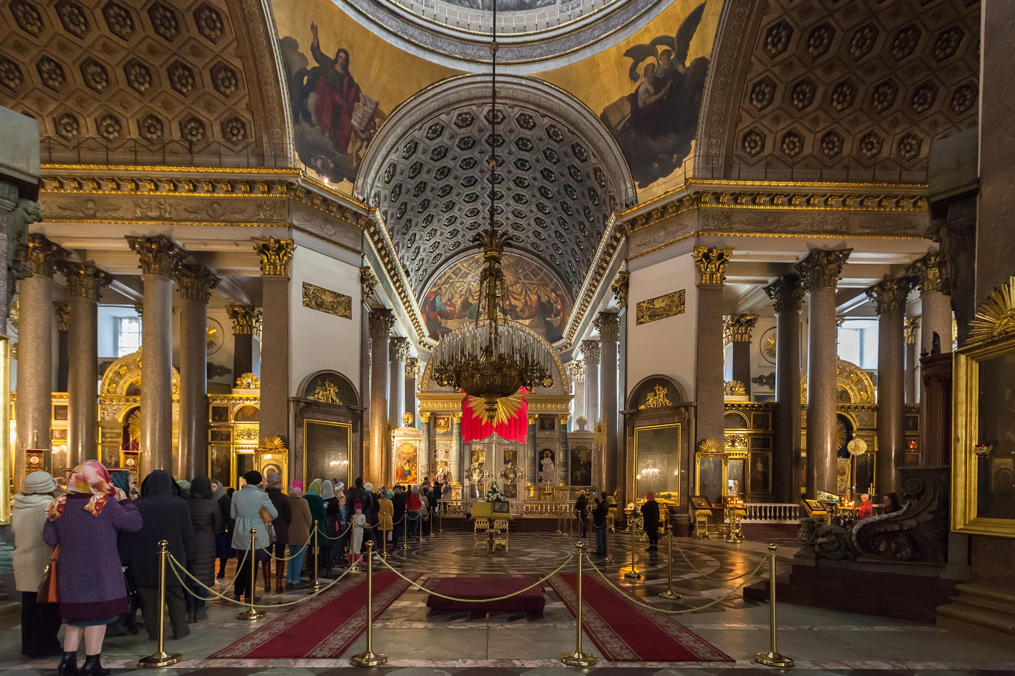 Dreamstime © - Saint-Pétersbourg - Cathédrale de Kazan (8).jpg