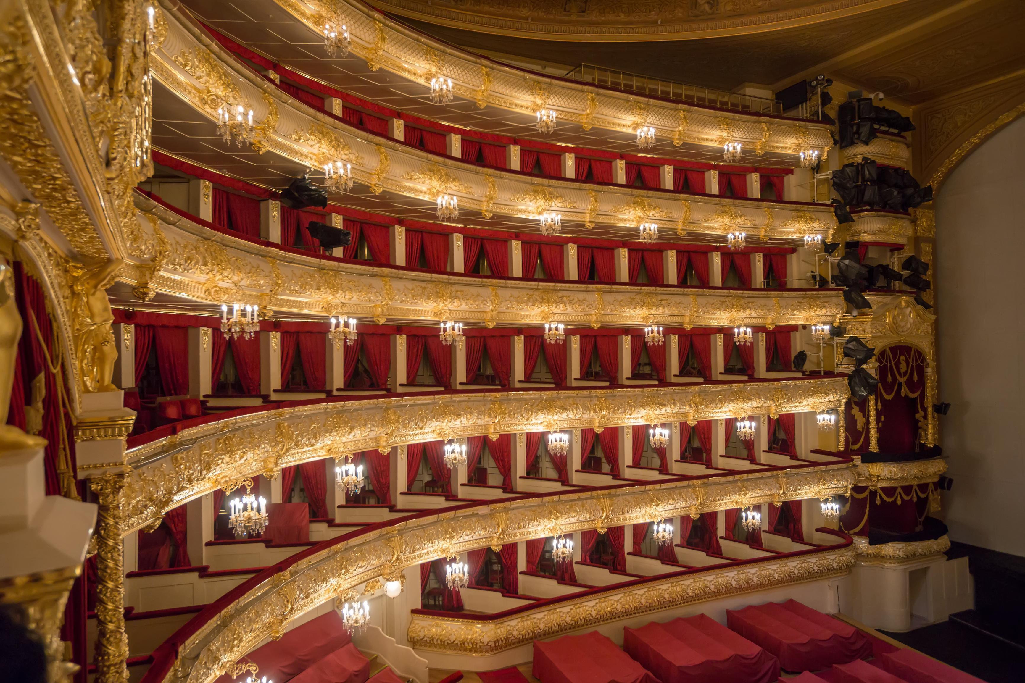 Dreamstime © - Moscou - Théâtre Bolchoï (7).jpg
