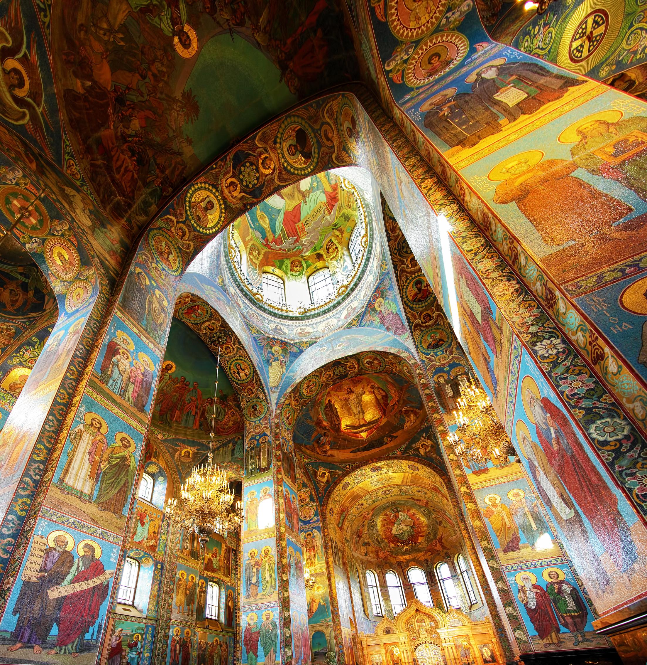 Dreamstime © - Saint-Pétersbourg - Saint Sauveur-sur-le-Sang-Versé (10).jpg