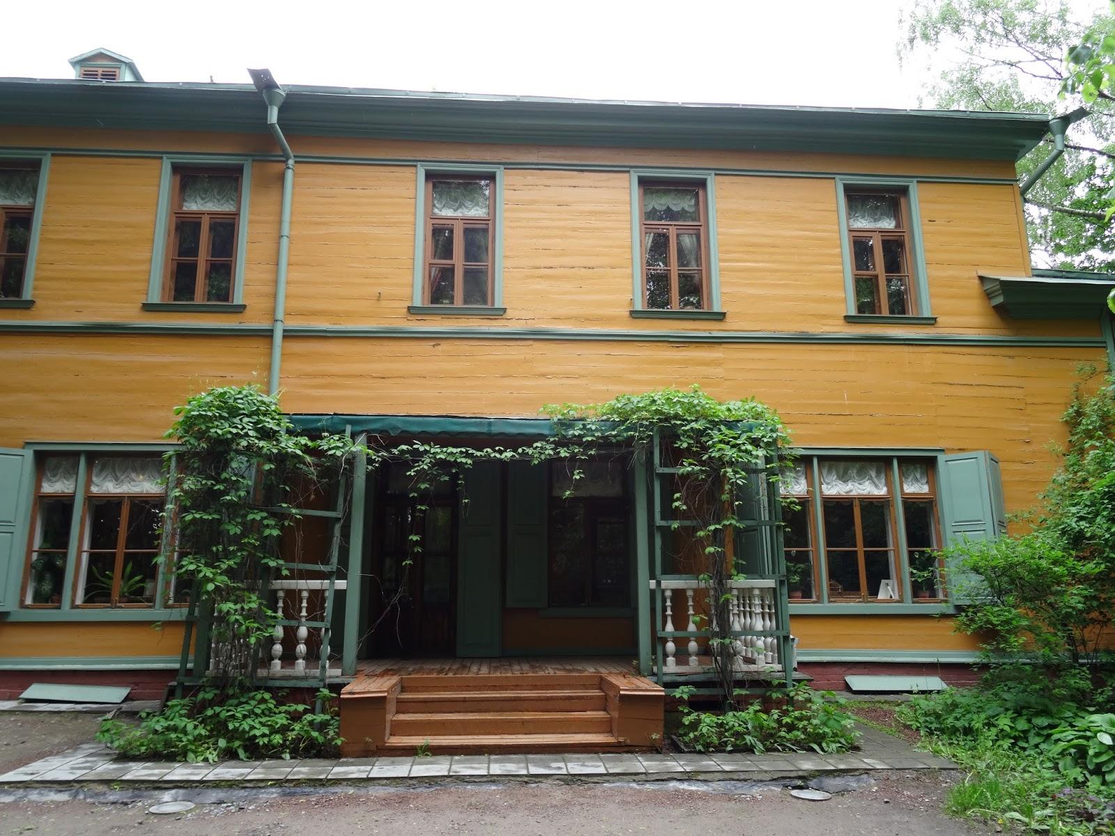 Maison-Musée Tolstoï @ Moscou - Maison-Musée Tolstoï (6)