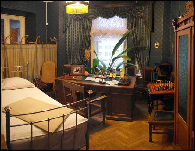 Musée-appartement Oulanova @ Moscou - Musée-appartement Oulanova (4)