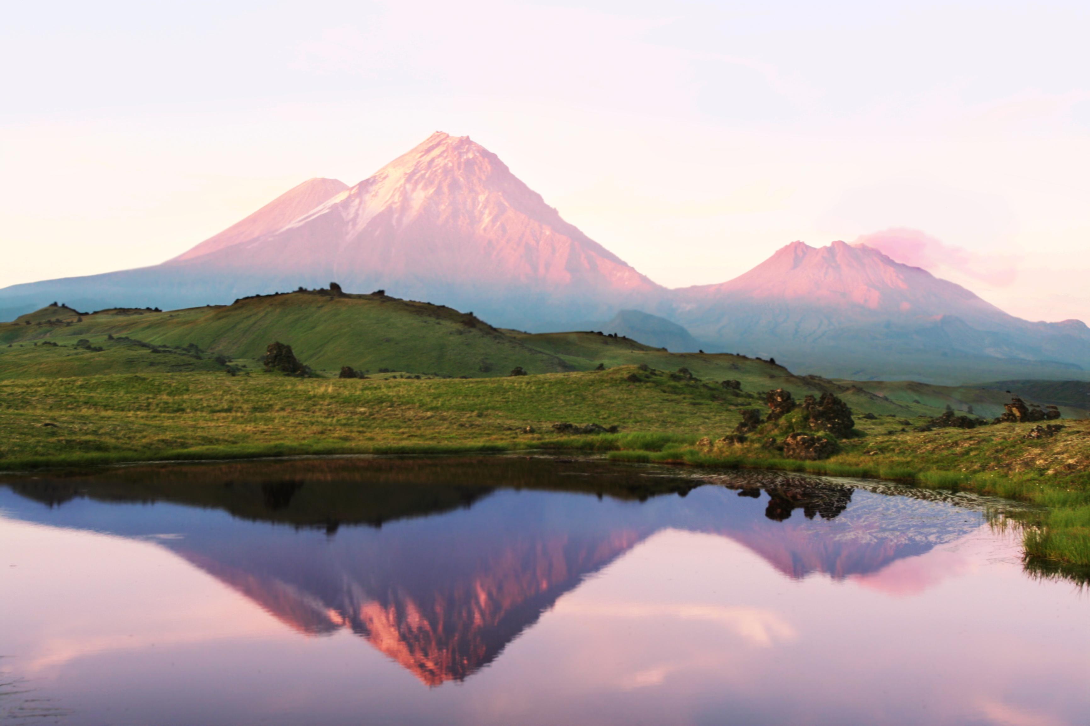 Dreamstime © - Kamchatka - Volcan de Moutnovsky (6)