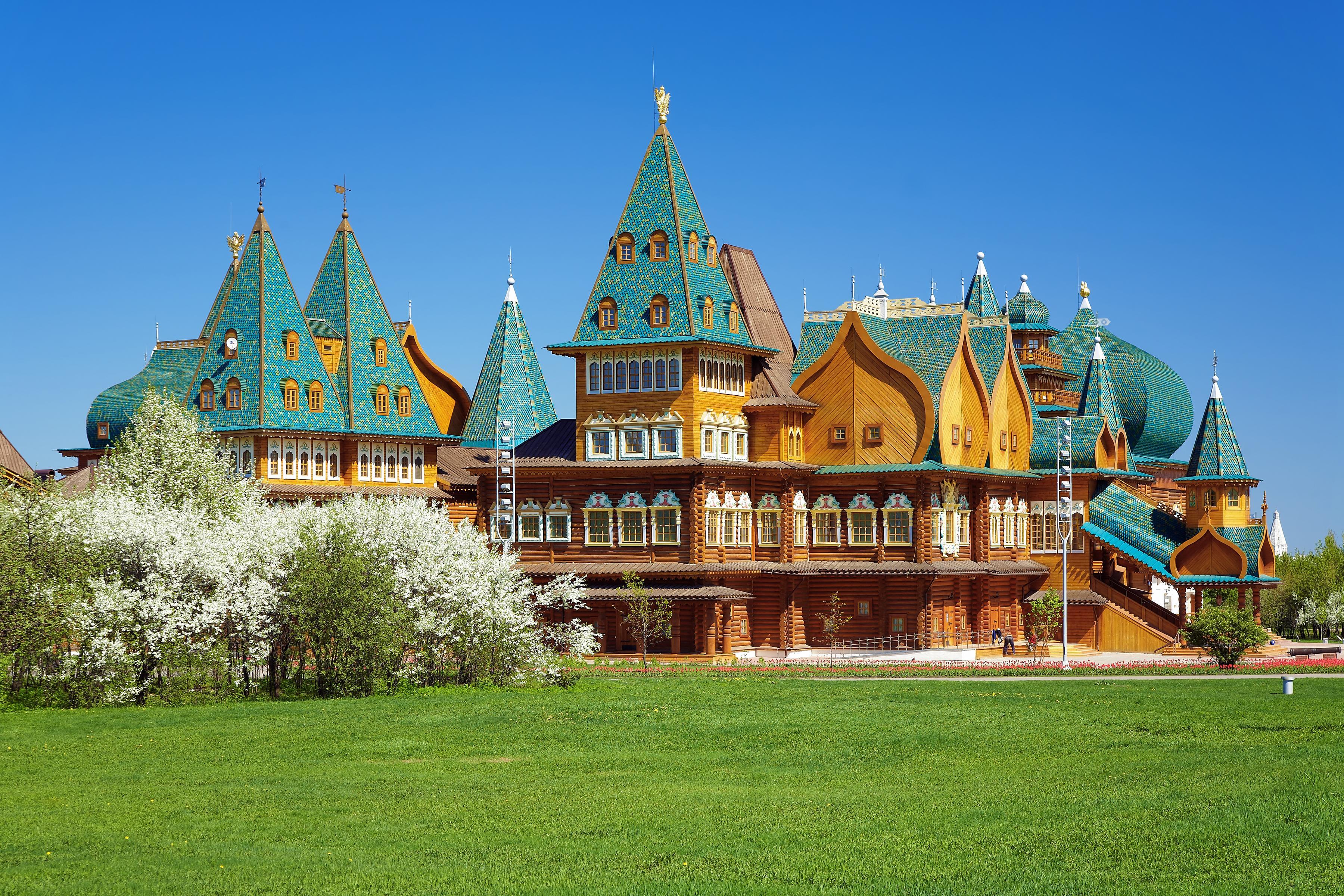 Dreamstime © - Kolomenskoe - Palais du tsar Alexis Mikhaïlovitch (4)