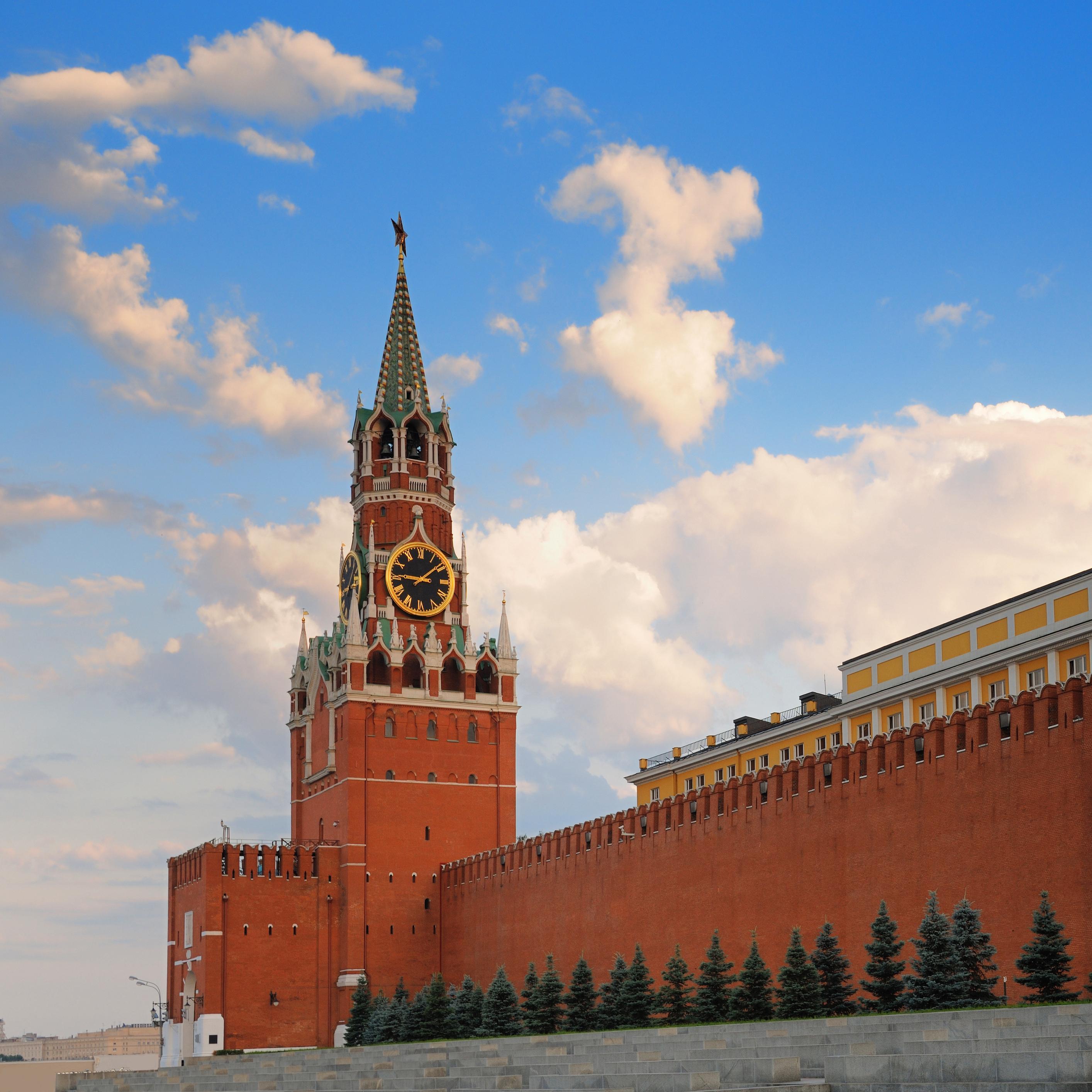 Dreamstime © - Moscou - Place rouge - Tour du Sauveur (2)