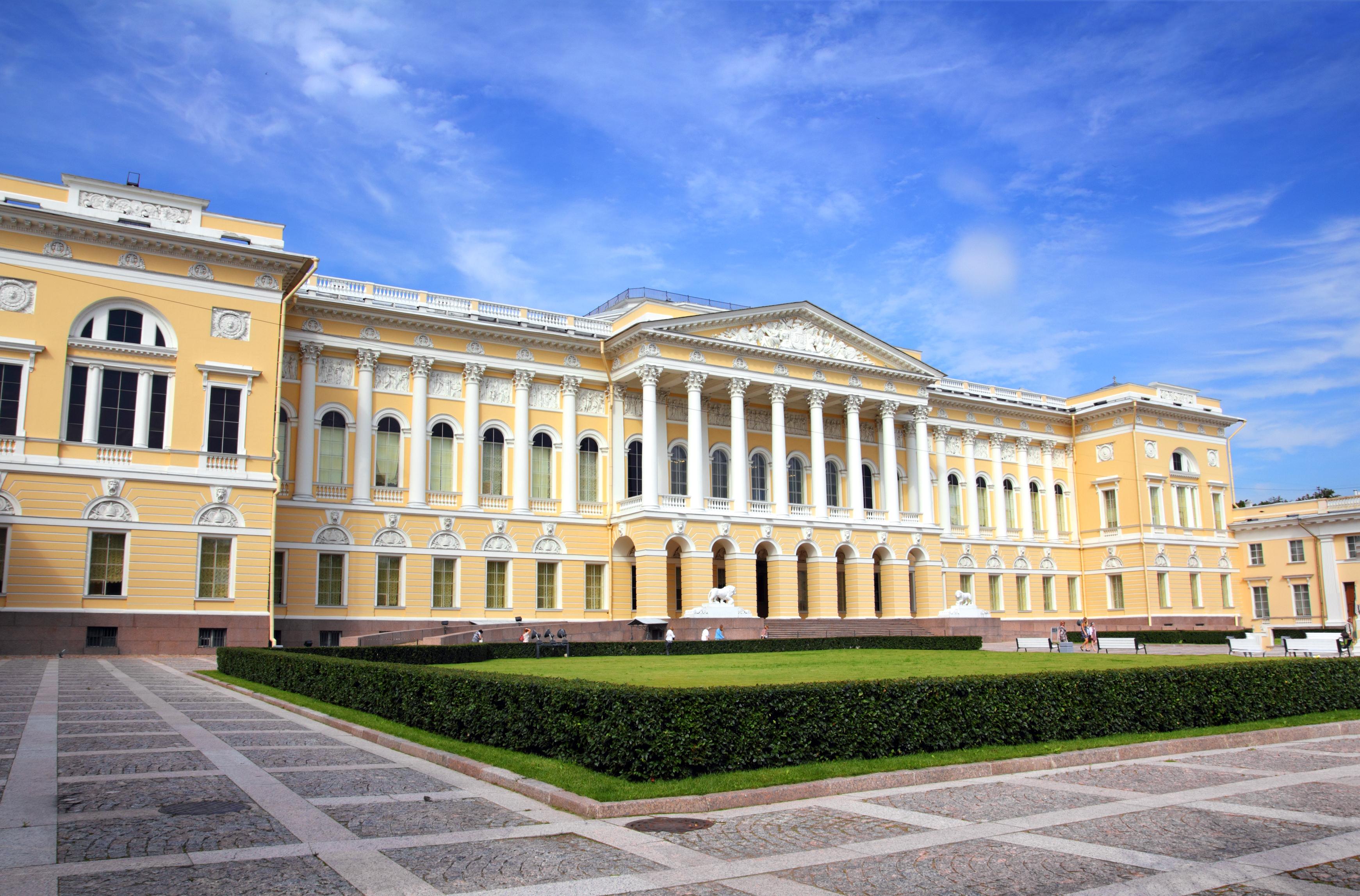 Dreamstime © - Saint-Pétersbourg - Musée Russe (2)