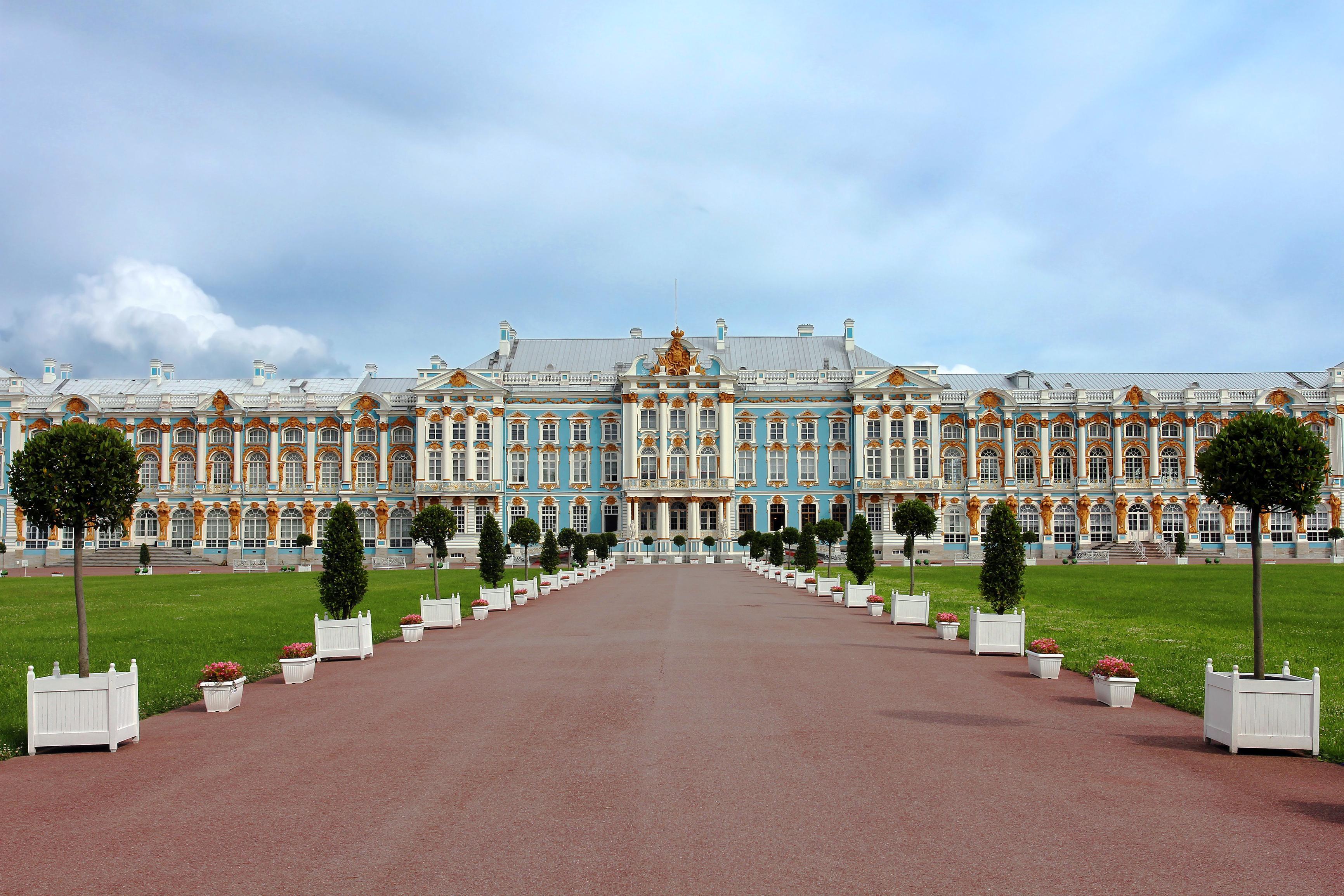Dreamstime © - Saint-Pétersbourg - Tsarskoe Selo - Ensemble
