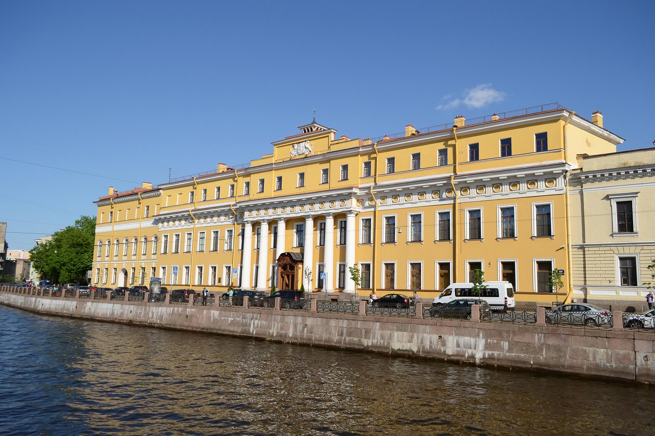 Dreamstime © - Saint-Pétersbourg - Palais Youssoupov (5)
