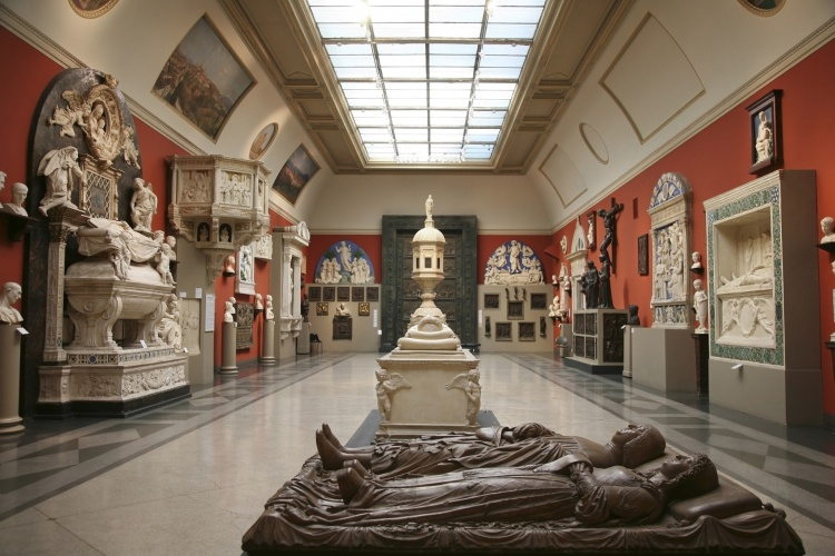 Picture: Pushkin Museum of Fine Arts in Moscow
