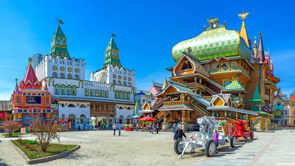 Picture: Izmaylovo Kremlin ‒ The Best Craft & Souvenir Market in Moscow
