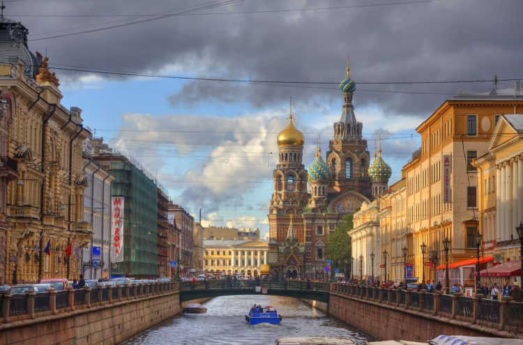 Picture: The Church on Spilled Blood in Saint-Petersburg, aka the Temple of the Savior on Spilled Blood